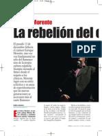Enrique Morente La rebelión del cante