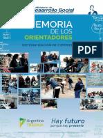 Argentina Trabaja 2015 - Sistematizacion Orientadores