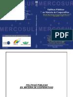 Políticas Públicas en materia de Cooperativas - MERCOSUR