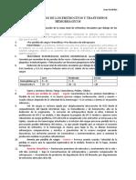Cap 14 TRASTORNOS DE LOS ERITROCITOS Y TRASTORNOS HEMORRÁGICOS