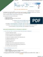 Nouveautés et commentaires de la norme ISO 9001 2015
