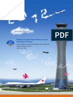 2012 Beijing Airport Interim Report