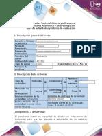 2. Guía de actividades y rúbrica de evaluación - Fase 3 - Diseño de una prueba.docx
