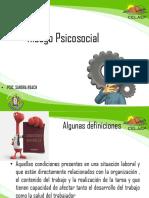 MOD II - PARTE 1 - RIESGOS PSICOSOCIALES