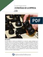 1. Dirección estratégica de la empresa