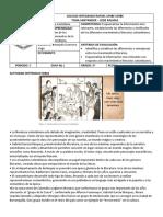 GUIA 1 PRINCIPALES MOVIMIENTOS DE LA LITERATURA COLOMBIANA