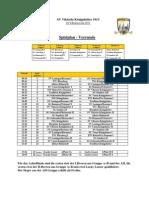 16 Viktoria Cup Spiel Plan 2011