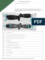 Actros - Interruptor combinado y palanca multifunción
