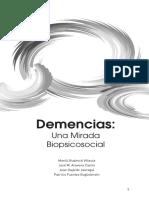 Demencias una mirada biopsicosocial - Budinich - pp 36-40