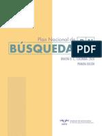 Plan Nacional de Búsqueda UBPD