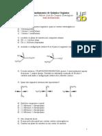 FCBA Estereoquímica