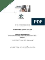 """PRESENTACIÓN """"CARACTERIZACIÓN DE LA EMPRESA CARLOS PERPIÑAN"""
