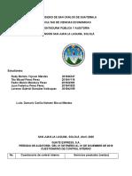 Cuestionario de Control Interno de GUATE EXPRESS-1