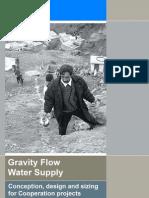 Gravity Flow Water Supply