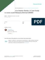 8 RISK EXPOSURE ISLAMIC BANK