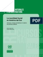 RECURSOS NATURALES E INFRAESTRUCTURA
