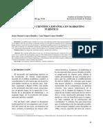 produccion cientifica española