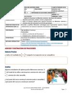 Guía No 2 - Operaciones con fraccionarios - Aritmetica 5ºC - Periodo 4.pdf