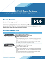 Huawei CloudEngine S6730-H Series Switches Brochure