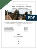 informe de hidraulica - viaje a cajamarca (1)