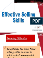 10. Effective Selling Skills