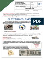 GUIA SOCIALES EL ESTADO COLOMBIANO 5B