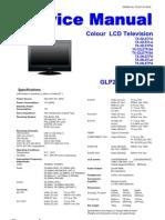 Panasonic Lcd pa la fa Glp21ma Sm
