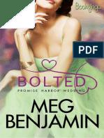 Promise Harbor 02 - Meg  Benjamin - Bolted
