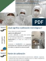 Aporte de Calibraciones a los Resultados de Medición - Omar Castellón INGESTEC