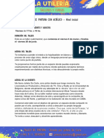 TALLER DE PINTURA La Utilería - Información