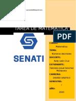 EJERCICIOS de matematica - FABRIZZIO JOSUÉ SANCHEZ MOSTACERO- DISEÑO GRÁFICO.docx