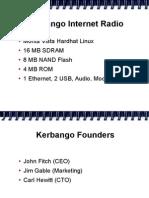 Kerbango Embedded Linux