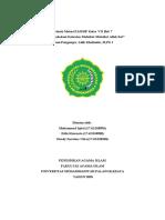 Tugas Telaah materi PAI SMP (iqbal dan edhi) baru