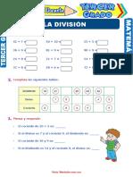 La División Para Tercer Grado de Primaria (1)