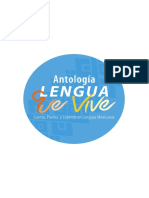 Antología Lengua Que Vive - Volumen I