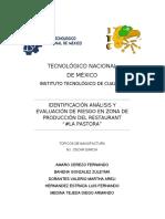 Proyecto Final Topicos