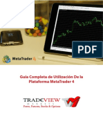 Manual completo MT4 Tradeview