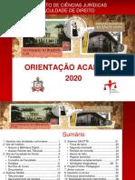 UFPA - Orientação Acadêmica - 2020