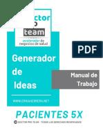 MODULO 15_CAMPAÑAS DE PUBLICIDAD_GENERADOR+DE+IDEAS+PARA+ATRAER+PACIENTES
