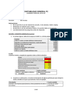 SOLUCION Examen Parcial 19-02 Contabilidad General FC sabado