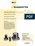 Workholding Work Supports English Metric E215e