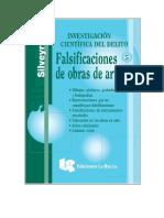 FALSIFICACIONES DE OBRAS DE ARTE-INVESTIGACIÓN CIENTÍFICA DEL DELITO-TOMO 5--JORGE OMAR SILVEYRA.pdf