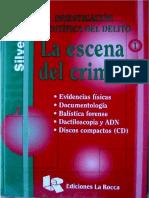 LA ESCENA DEL CRIMEN LIBRO 1--JORGE OMAR SILVEYRA.pdf