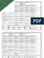 Programme Scheme 2011 (b/w printable)
