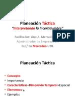 Planeación Táctica (1)