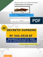 DERECHO ADMINISTRATIVO-DIFERENCIAS DE LOS ISTEMAS DE CONTRATACION DEL ESTADO
