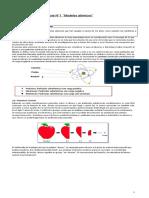 Guía 1 Modelos Atómicos
