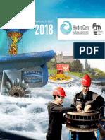 HydroCen årsrapport 2018