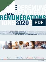 etude-remunerations-michaelpage-2020