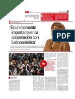 Entrevista a Soraya Rodríguez